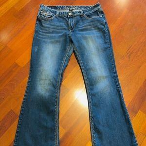 Ariya 15/16 short jean